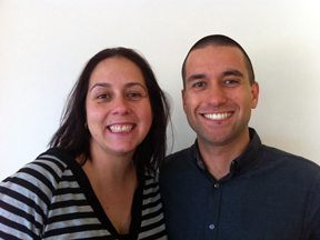 Gabriel and Claudia Luis