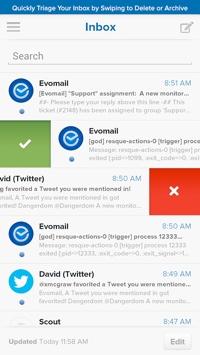 Evomail app