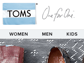 Toms shoes thumb