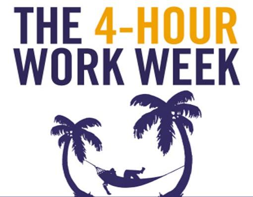 The 4-Hour Work Week, by David Allen