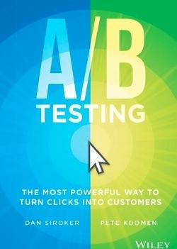 A/B Testing book