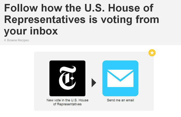 IFTTT — If This Then That
