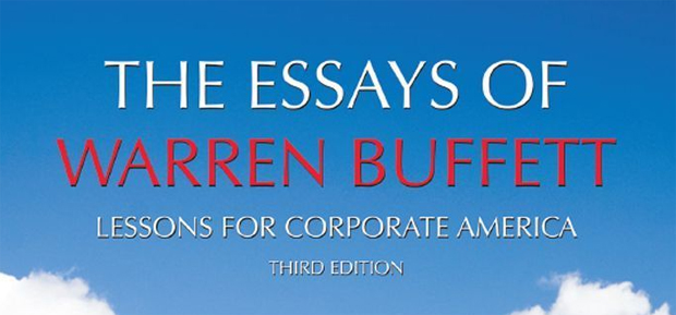 the essay of warren buffett lessons of corporate america  · download download the essays of warren buffett: lessons for corporate america, fourth edition | pdf books pdf online download here http://newsedubooks.