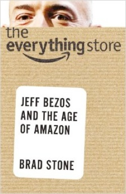 The Everything Store book