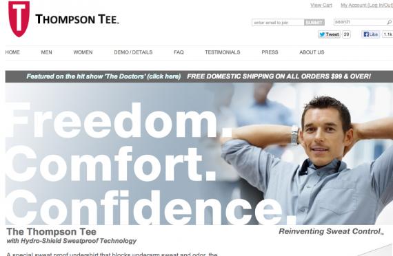 Thompson Tee