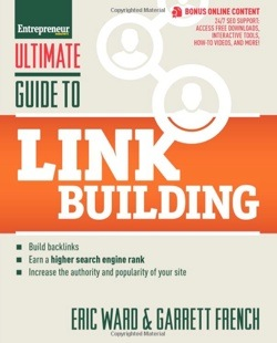 Ultimate Guide to Link Building book
