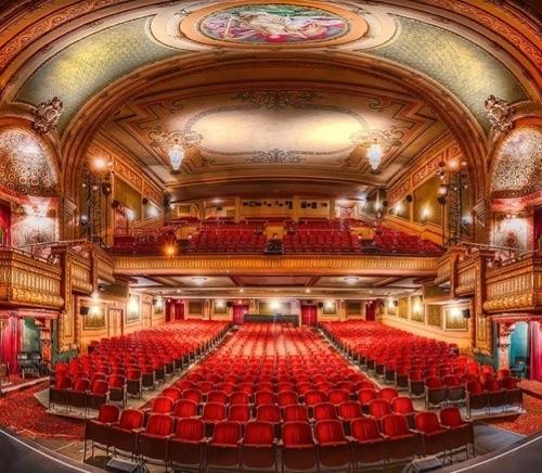 Paramount Theater Austin Texas