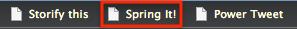 Springpad Spring It button