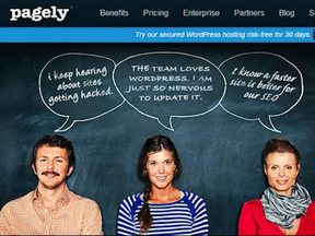 4 Managed Wordpress Hosting Providers