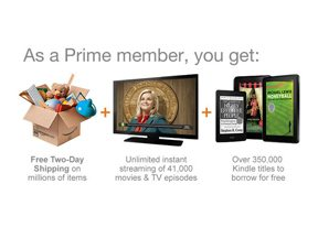 Amazon Prime, ShopRunner Forcing Faster Free Shipping