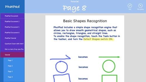 PhatPad app