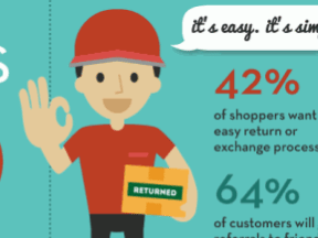 4 Tips for Better Ecommerce Returns and Exchanges