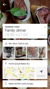 Cal mobile app