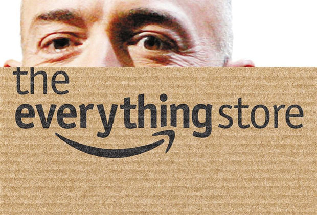The Everything Store, by Brad Stone