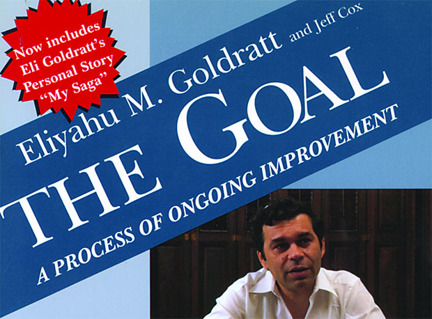 The Goal, by Eli Goldratt