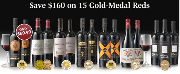 Wall Street Journal wine offer