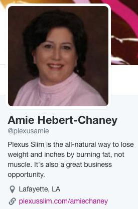 Twitter bio