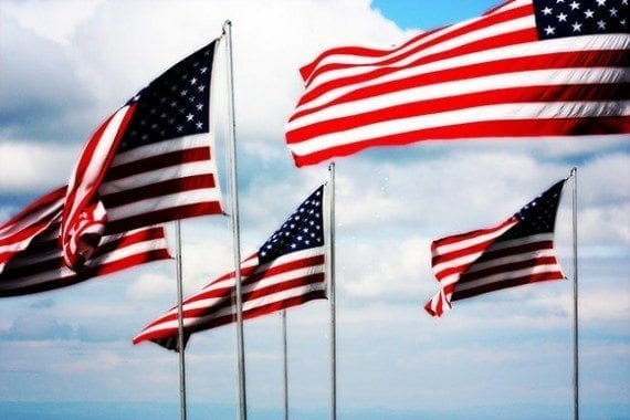 Memorial Day is another content marketing occasion in May.
