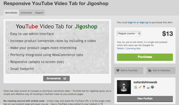 Jigoshop Video