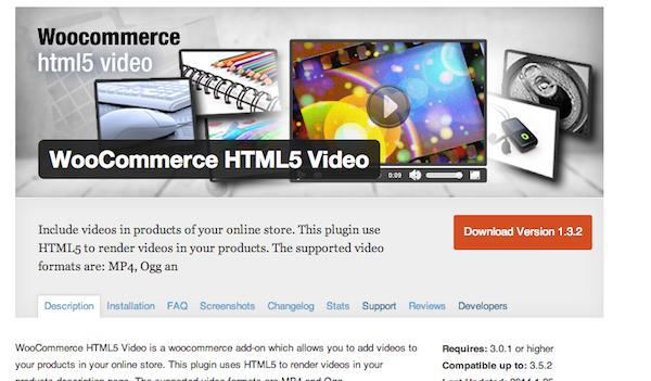 Woo HTML5 Video