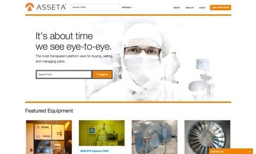Asseta website