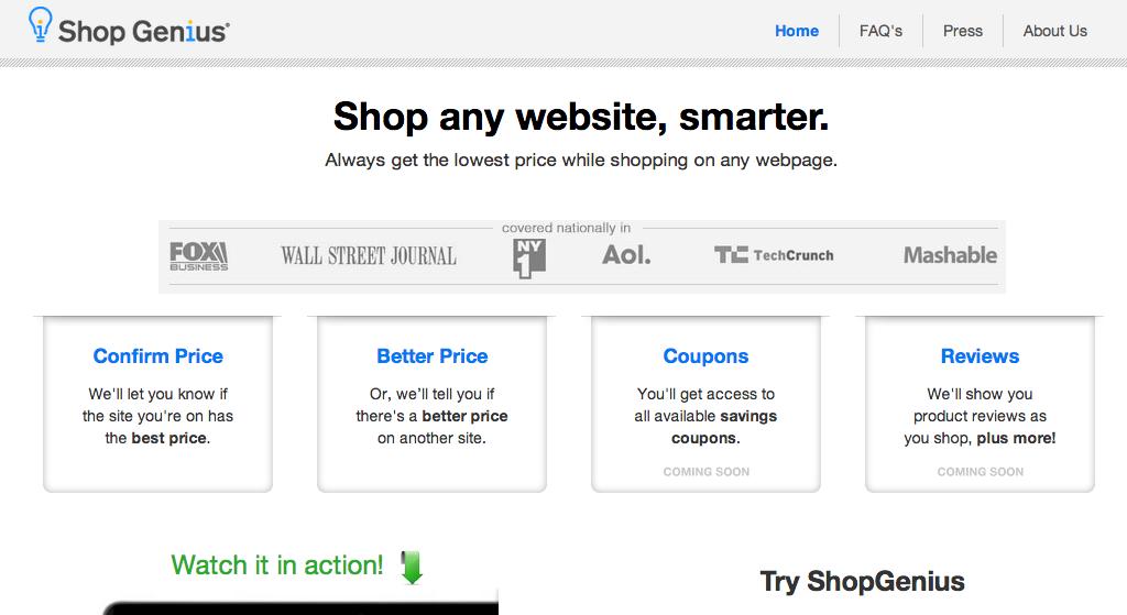 Shop Genius by NetPlenish