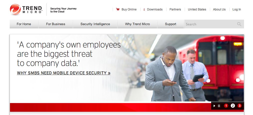 Trend Micro's Deep Security On Demand offers multiple security capabilities.