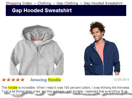 Gap Hooded Sweatshirts