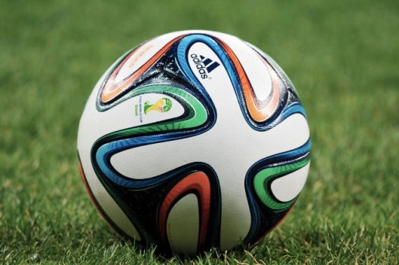 FIFA World Cup begins June 12, 2014.