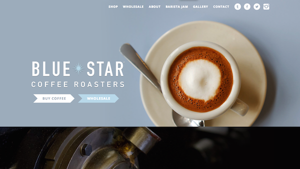 Blue Star Coffee Roasters