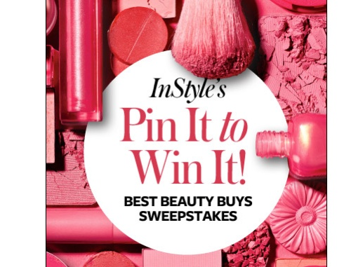 Instyle Sweepstakes