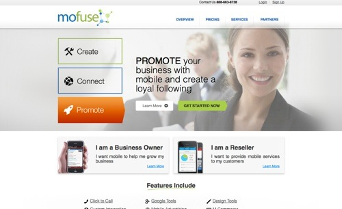 MoFuse website