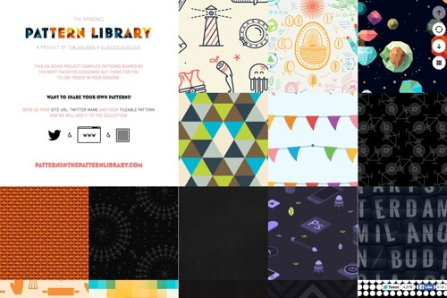 The Pattern Library website