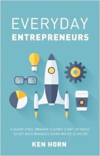 Everyday Entrepreneurs book