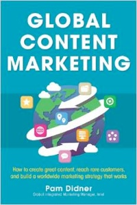 Global Content Marketing book