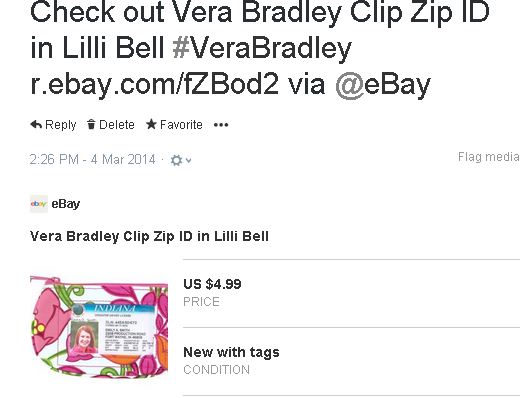 Following the hashtag-for-purchase trend, eBay launched Smart Hashtags earlier this year.