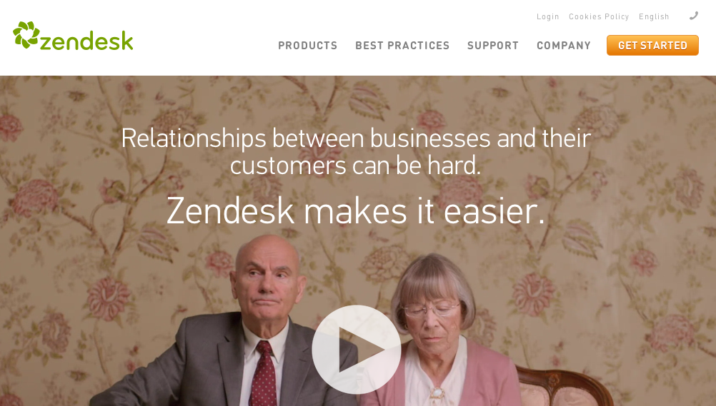 Zendesk can send automated alerts for customer-service breakdowns.