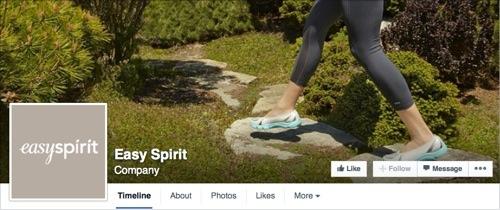 Easy Spirit on Facebook