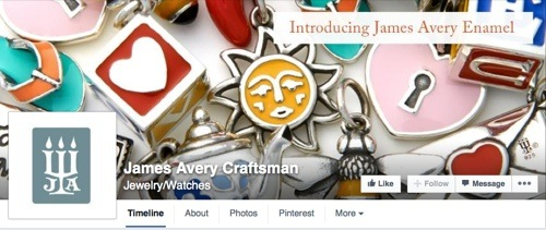 James Avery Jewelry on Facebook