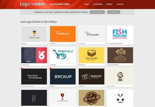 Logo Heroes website
