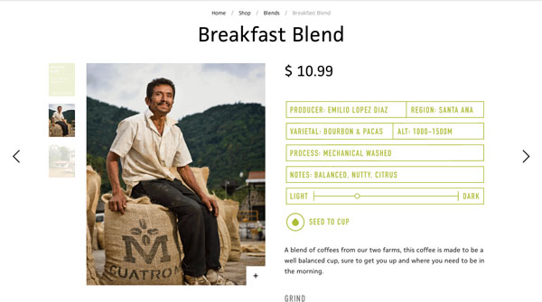 Topeca Coffee Roasters is an El Salvador-based integrated coffee company.