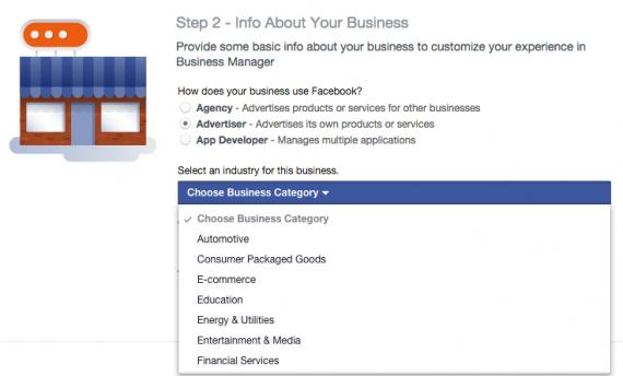 Provide some basic business information.