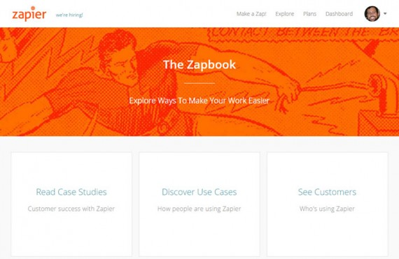 Zapier connects many applications useful to ecommerce businesses.