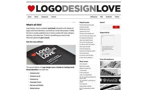 Logo Design Love website