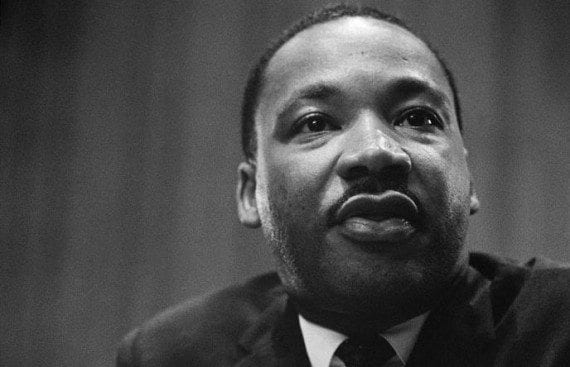 Martin Luther King, Jr. Day will be January 19, 2015.