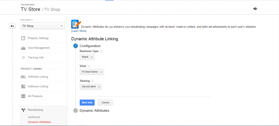 By giving the ability to develop retargeting lists for AdWords in Google Analytics, ecommerce managers can improve audience targeting by using the wealth of dimensions and metrics available in Analytics.