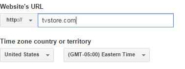 Analytics users can now specify a time zone for their processed data.