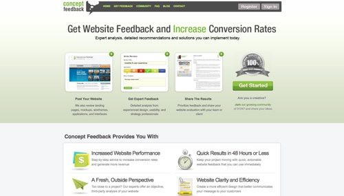 14 Tools for Feedback on Web Design, Usability | Practical Ecommerce