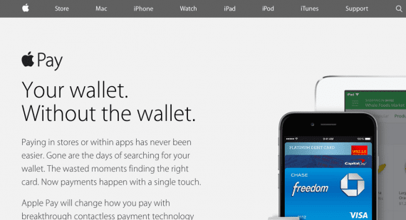 "Apple CEO Tim Cook called 2015 the ""Year of Apple Pay."""