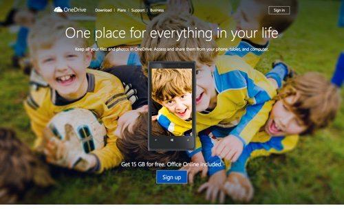 OneDrive.